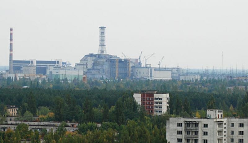 Galeria zdjęć z obecnego Czarnobyla i okolic