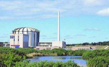 Reaktor badawczy w Petten w Holandii