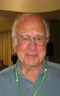 Profesor Peter Higgs - Nobel z fizyki 2013