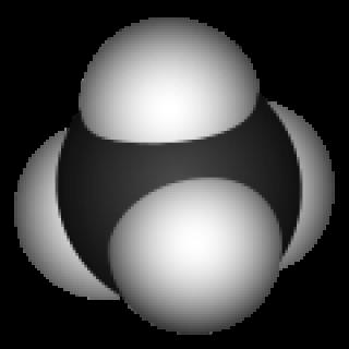 Cząsteczka metanu