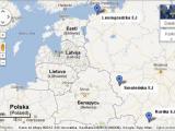 Reaktory RBMK działające w Rosji w roku 2013